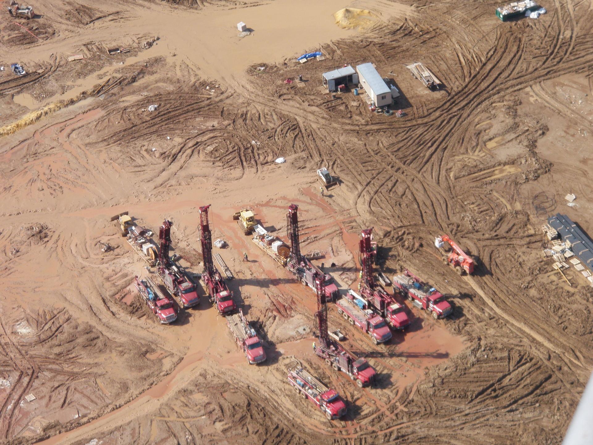 Sun Prairie School 3 17 09 0071 Geothermal